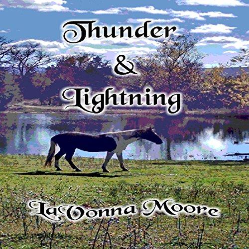 Thunder & Lightning audiobook cover art