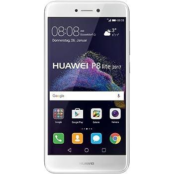 Huawei P8 Lite 2017, Modelo PRA-LX1 color blanco, 16 GB: Amazon.es ...