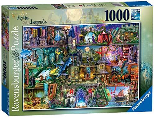 Ravensburger 16479 Aimee Stewart Myths & Legends 1000 Teile Puzzle für Erwachsene & Kinder ab 12 Jahren