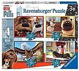 Ravensburger- Secret Life of Pets Puzzle, 3 a&ntildeos (71395)