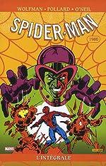Spider-man - L'intégrale 1980 de Marv Wolfman