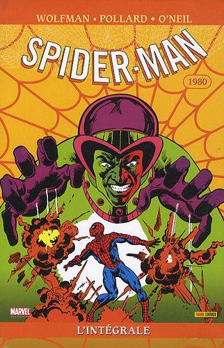 Spider-Man L'intégrale Tome 21 - 1980
