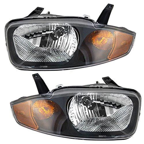 03 cavalier headlight assembly - 2