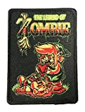 Legend of Zombie Funny Video Game Parody Iron On Patch