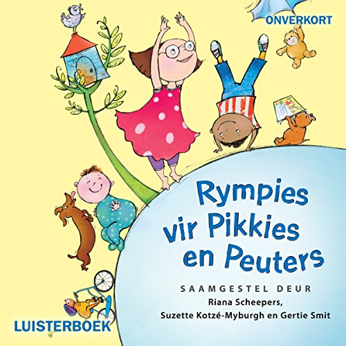 Rympies vir Pikkies en Peuters [Afrikaans Edition] cover art