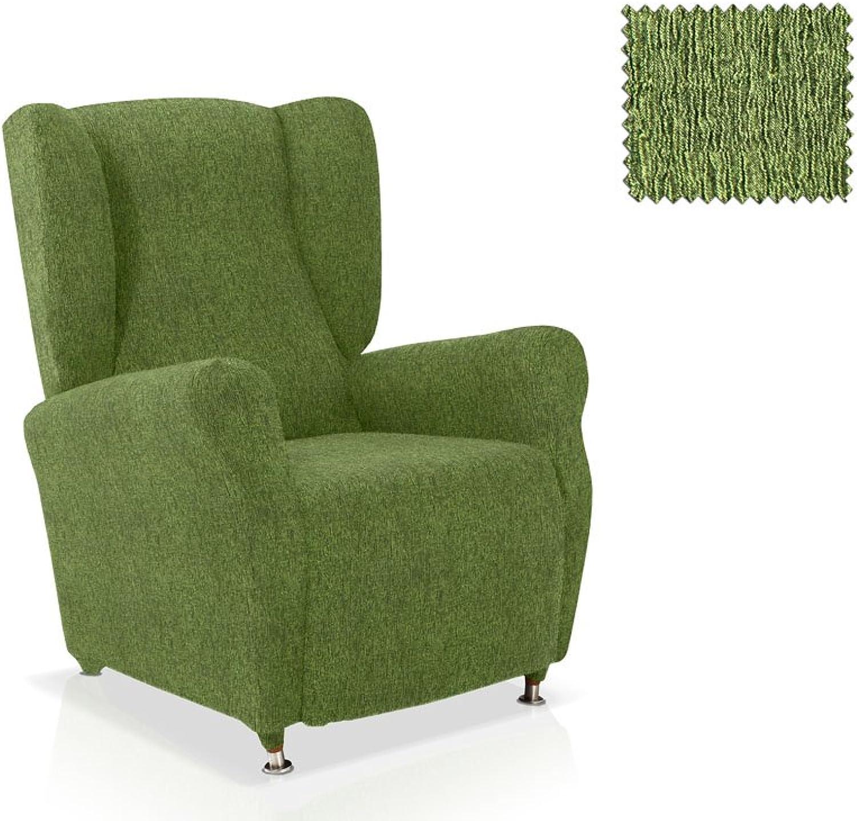 JM Textil Bielastische Husse für Ohrensessel Eneasis Gre 1 Sitzer (Standard), Farbe 04