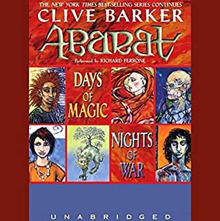 Days of Magic, Nights of War cover art