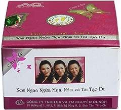 01 Jar X 18 Grams, Elite Treatment Cream, Pigmentation & Acne Care - Kem 3 Cô Gái Nguyen Quach