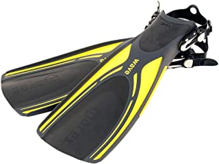 Mares Scuba Diving Fins Wave – Small Royal Yellow