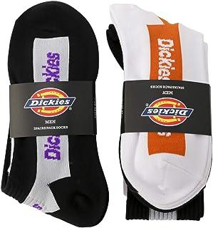Dickies ディッキーズ テープロゴ2 ハイソックス 3Pソックス 靴下 ロング丈 ロング ソックス 3足セット メンズ 3P パック