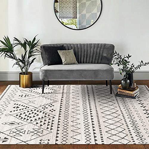 Alfombras orientales Tradicionales Duradera alfombras Pelo Corto Salón Grises alfombras de dormitorios de Estilo bereber salón Grande Alfombras marroquíes alfombras Suaves para niños
