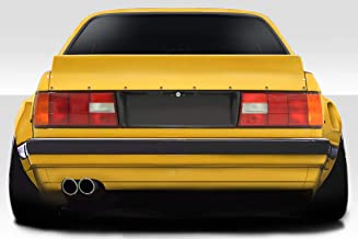 Extreme Dimensions Duraflex Replacement for 1984-1991 BMW 3 Series E30 RBS Wing Spoiler - 1 Piece