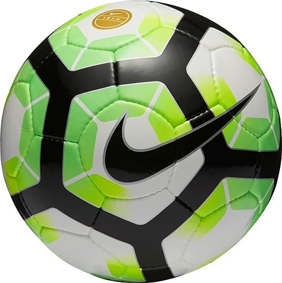 deuda Detener laberinto  NIKE Premier Team FIFA Balón De Fútbol, Unisex Adulto, Blanco  (Blanco/Silver/Volt/Negro), 5: Amazon.es: Deportes y aire libre