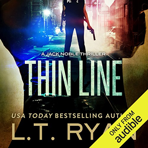 Thin Line audiobook cover art