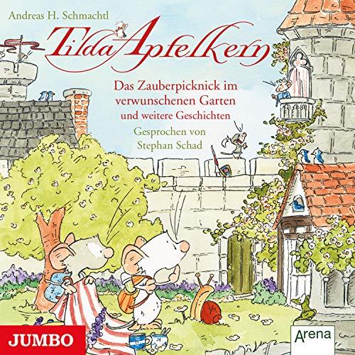 Das Zauberpicknick im verschwunschenen Garten und weitere Geschichten Titelbild