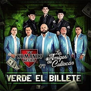 Verde el Billete (feat. Los Amigos de Culiacan)
