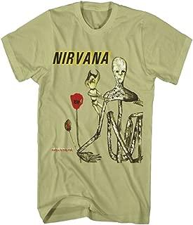 nirvana 1992 t shirt