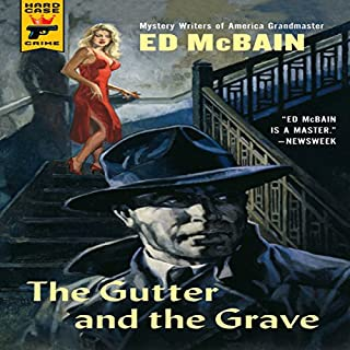 The Gutter and the Grave audiobook cover art