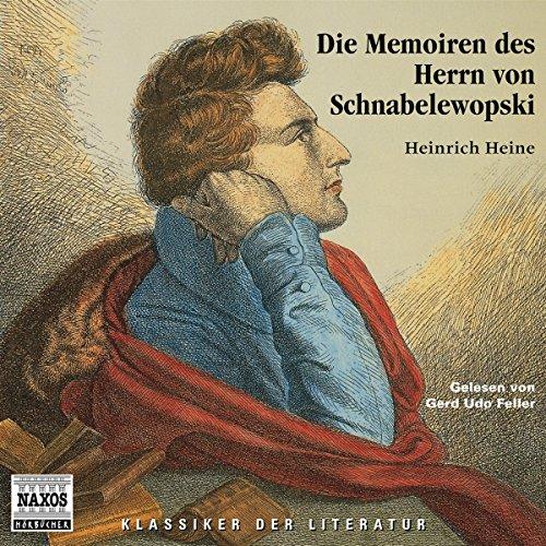 Die Memoiren des Herrn von Schnabelewopski Titelbild