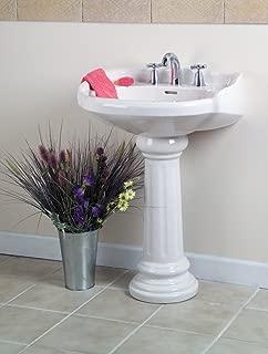 barclay vicki pedestal sink
