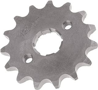 B Baosity El Engranaje De Pi/ñ/ón De Pi/ñ/ón Delantero De 11T Se Adapta A La Mini Bicicleta De Bolsillo De Tierra De 49cc Y 2 Tiempos