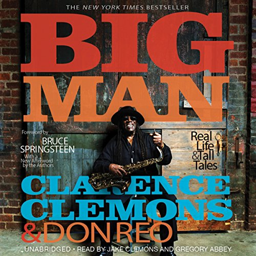 Big Man audiobook cover art