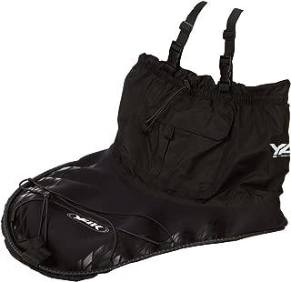 Yak Kayak & Kayaking - Flow Spraydeck Black - Unisex. Breathable - Neoprene Wetsuit Touring Deck - Neoprene Touring Deck
