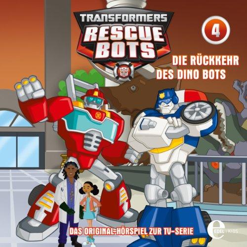 Die Rückkehr des Dino Bots Titelbild