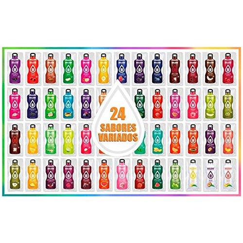 Bolero Bebida Hidratante con Sabores Variados - 24 Unidades