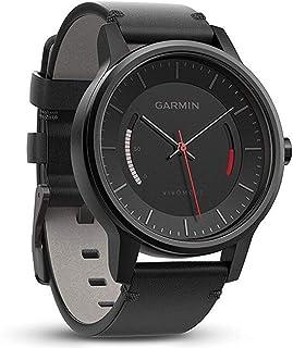 comprar comparacion Garmin Vivomove Classic -Monitor de Actividad con Correa de Cuero