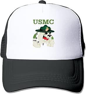 BAI XUE USMC Devil Dogs Unisex Up Adjustable Baseball Hat