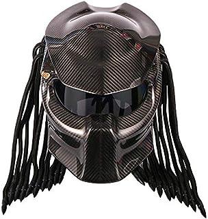 Idea Regalo per Natale e Compleanno Donna Uomo Carnevale Colore Bronzo Maschera Alien Vs Predator Halloween