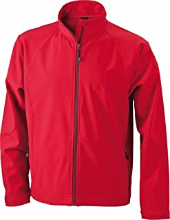 James & Nicholson JN1020 Mens Softshell Jacket
