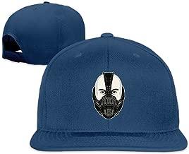 Bane Immortality Abilities Telekinesis Plain Adjustable Cap Baseball Hat Flatbrim Custom Snapback