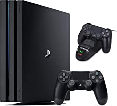 $579 » NexiGo 2020 Playstation 4 PS4 Pro 1TB Gaming Console Holiday Family Christmas Bundle, 4K HDR PS4 System, 1TB Hard Drive Ch...
