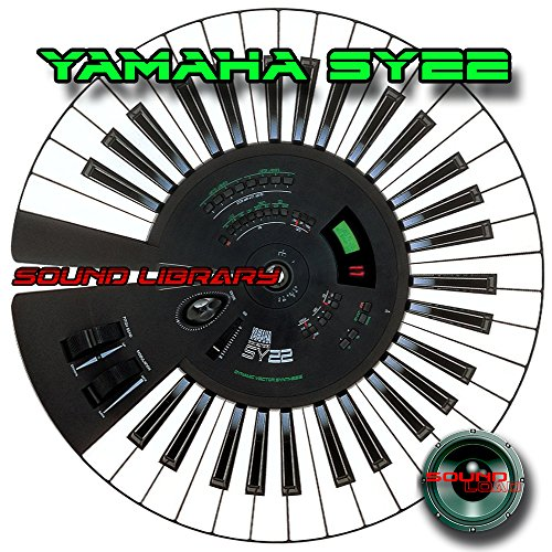 Save %29 Now! YAMAHA SY-22 Huge Sound Library & Editors on CD