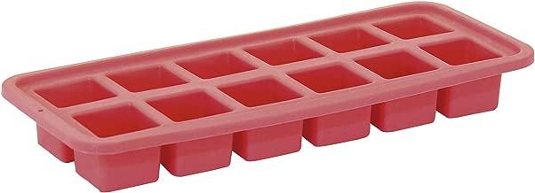Forma de Gelo Quadrada Mimo Style Vermelho