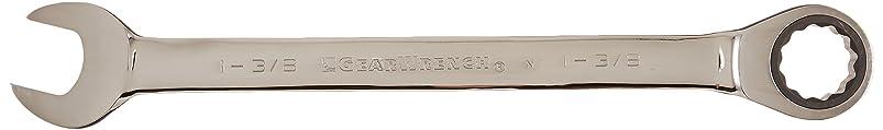 GEARWRENCH 9062 1-3/8-Inch Jumbo Combination Ratcheting Wrench tshhmuqx038637