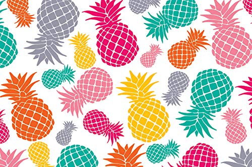 Teacher Created Resources Tropical Punch Pineapples Postcards