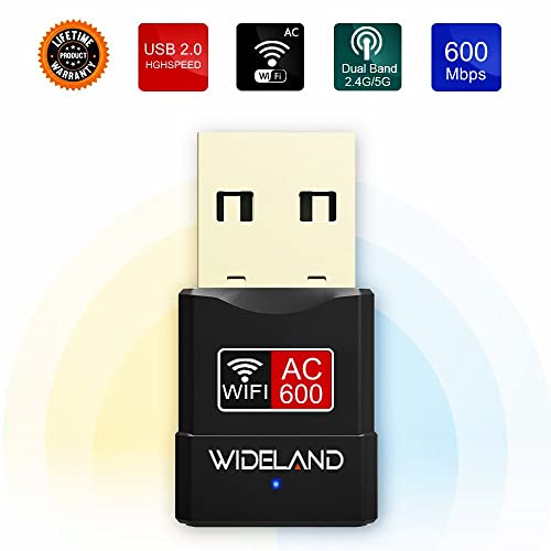 600//1200Mbp USB3.0 Dual Band2.4G//5GWifi Adapter 802.11ac Wireless Network CardOF