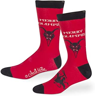 Krampus Socks
