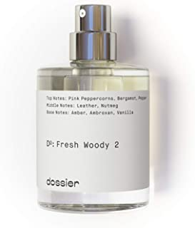 Dossier | Fresh Woody 2 Mens Cologne | Inspired By Sauvage Fragrance