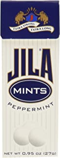 Jila Mints, Peppermint, 0.95-Ounce Packages (Pack of 12)