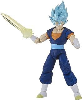 Bandai - Dragon Ball Super - Figurine Dragon Star 17 cm - Super Saiyan Blue Vegetto - 35868