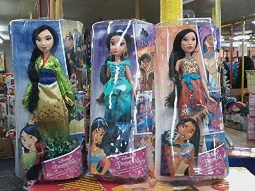 Disney Princess Muñeca Royal Shimmer Pocahontas 29cm