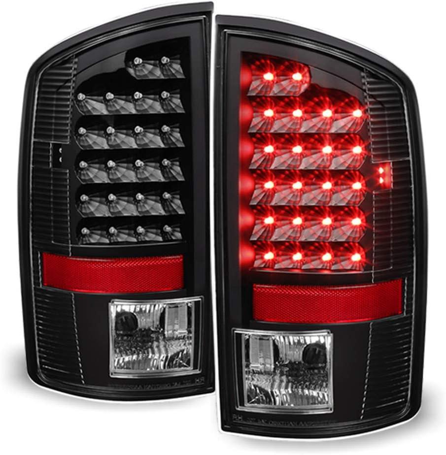 ACANII - For Black 定価 2007-2008 Dodge 3500 国内送料無料 07-2009 Ram 1500 2500 LE