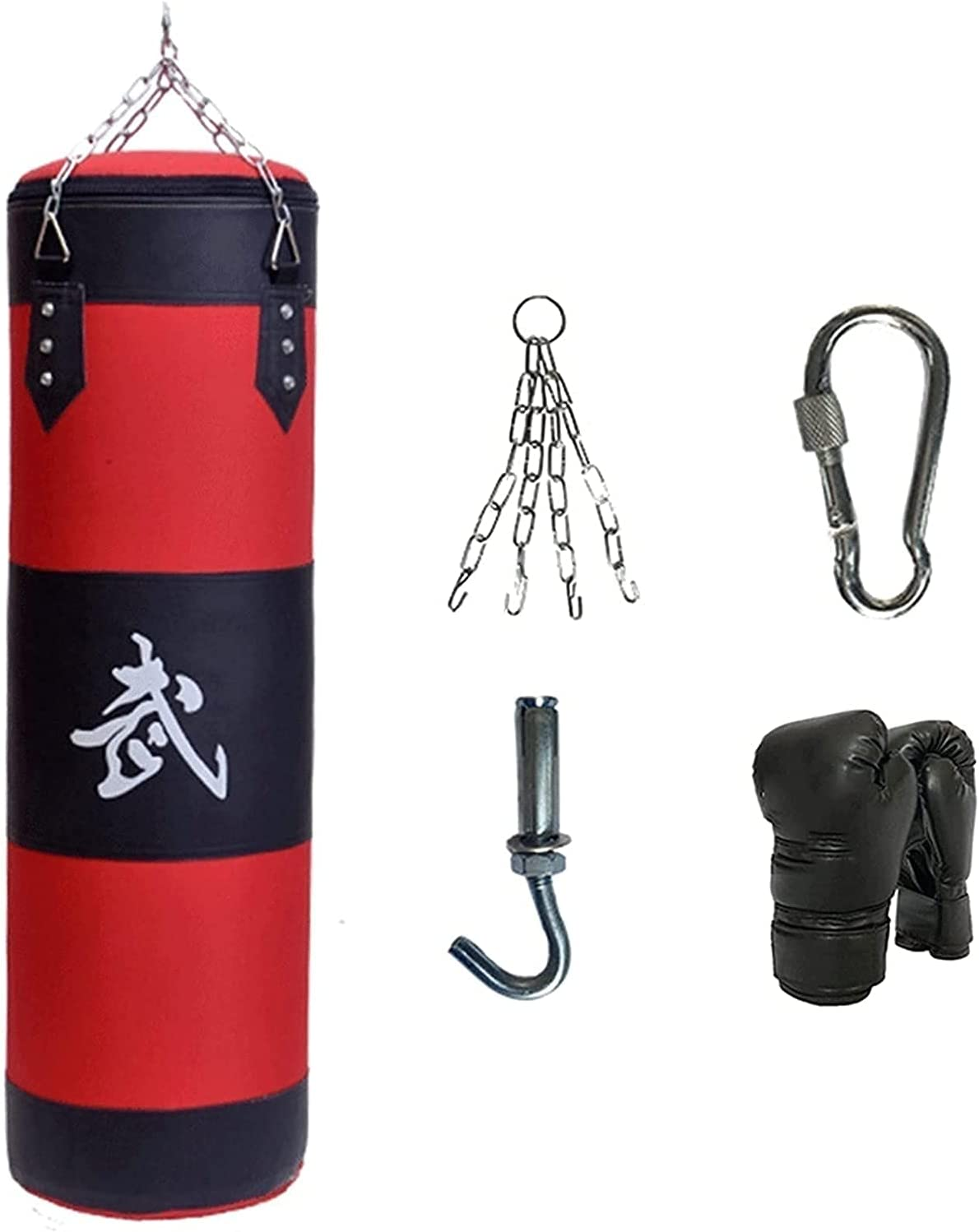 Haieshop Punching Bag for Adults Boxing PU Thickened Super sale period limited San Diego Mall Leather