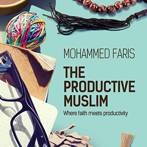 The Productive Muslim audiobook cover art