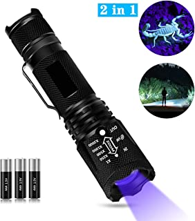 ultraviolet flashlight