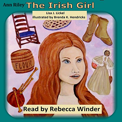 The Irish Girl audiobook cover art
